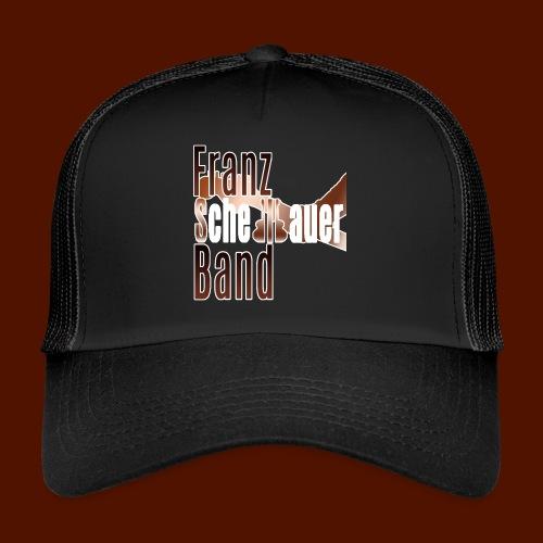 FSB logo brown - Trucker Cap