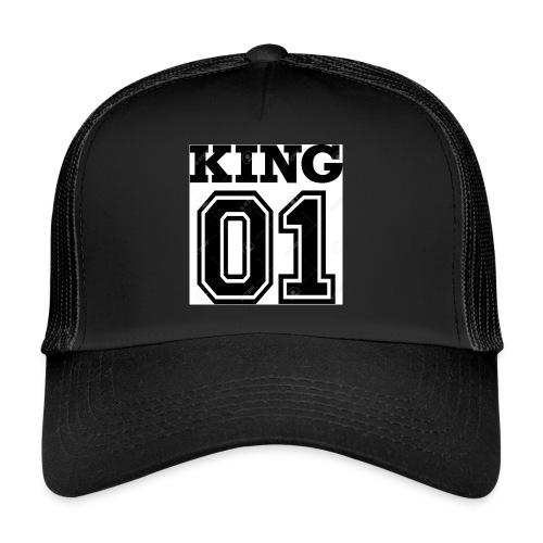 King 01 - Trucker Cap