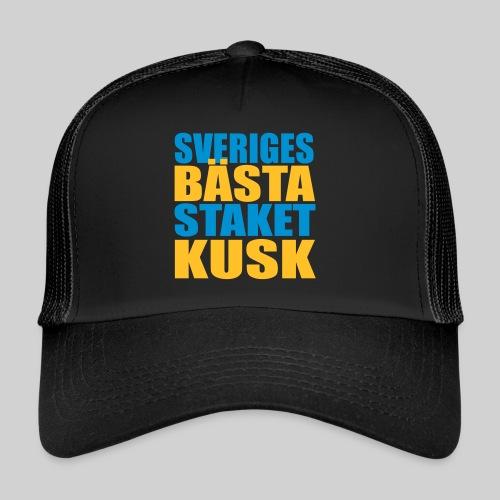 Sveriges bästa staketkusk! - Trucker Cap