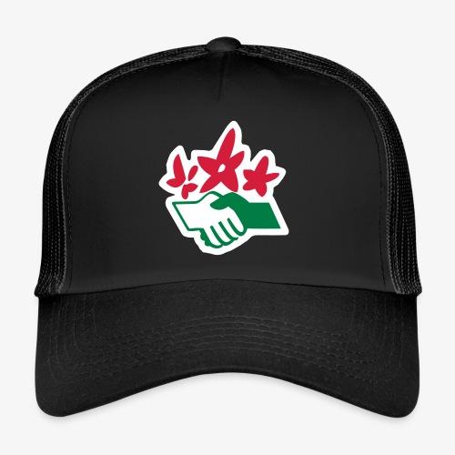 Naturfreunde Logo - Trucker Cap
