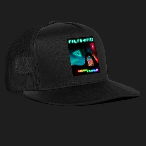 TiltShifted - Neon Traveler - Trucker Cap