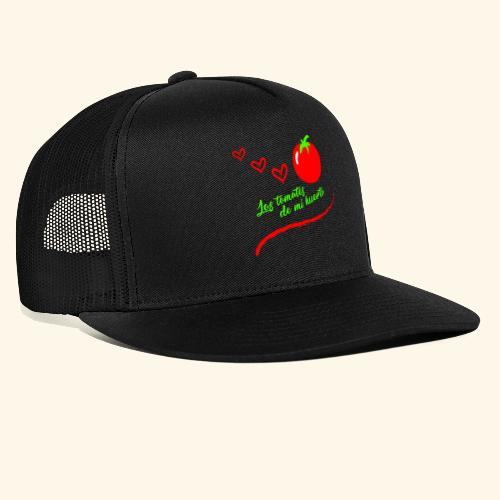 Tomates de mi huerto - Gorra de camionero