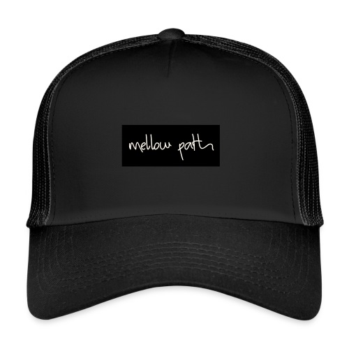 MELLOW PATH LOGO - Trucker Cap