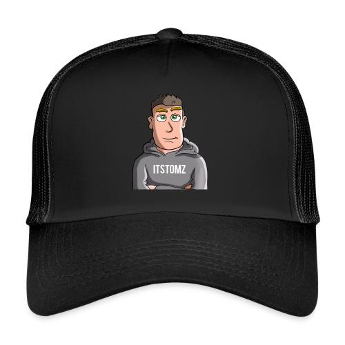ItsTomz Logo - Trucker Cap