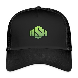 SxAshHowl,s Youtube merch - Trucker Cap
