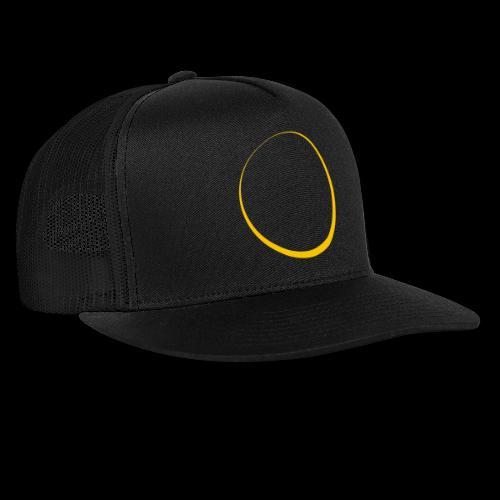 ECLIPSE - Yellow Sun - Trucker Cap