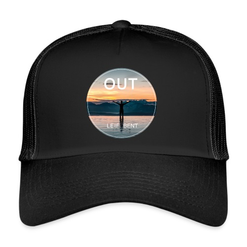 OUT EP merchandise - Trucker Cap
