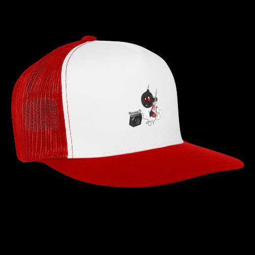 logo guitar - Trucker Cap
