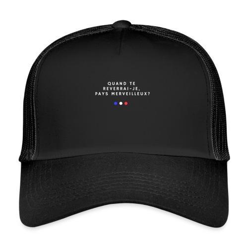 Pays Merveilleux - Trucker Cap