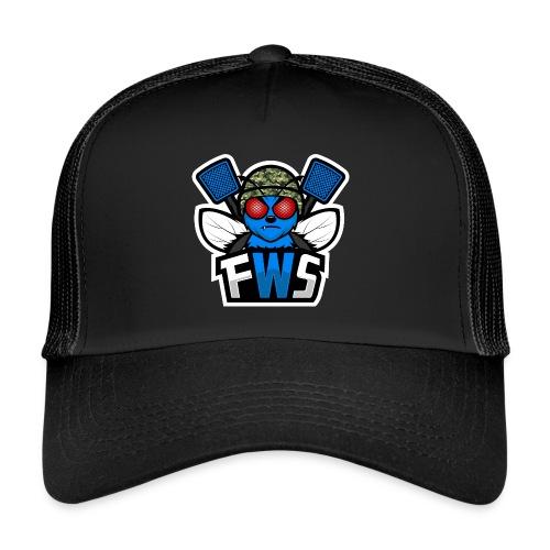 FWS Logo - Trucker Cap