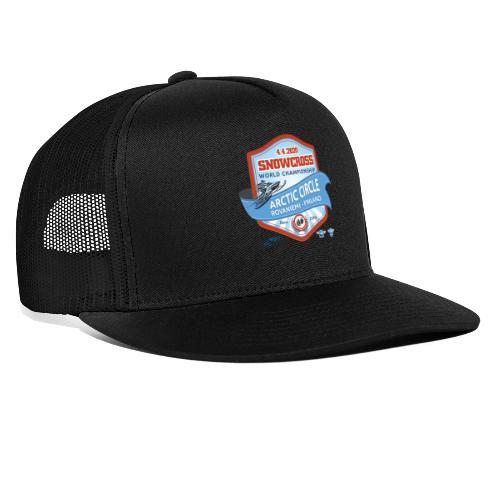MM Snowcross 2020 virallinen fanituote - Trucker Cap