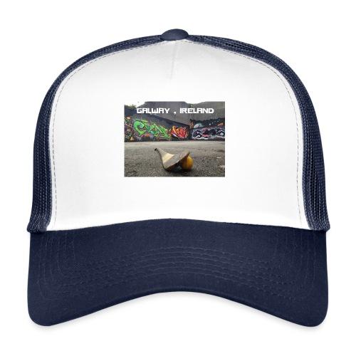 GALWAY IRELAND BARNA - Trucker Cap