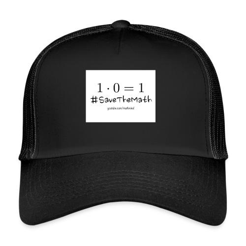 #SaveTheMath_1 - Trucker Cap