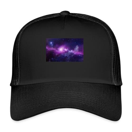 tshirt galaxy - Trucker Cap