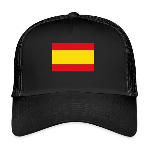 vlag van spanje - Trucker Cap