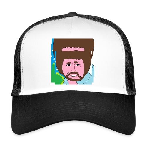 Bob Ross - Trucker Cap