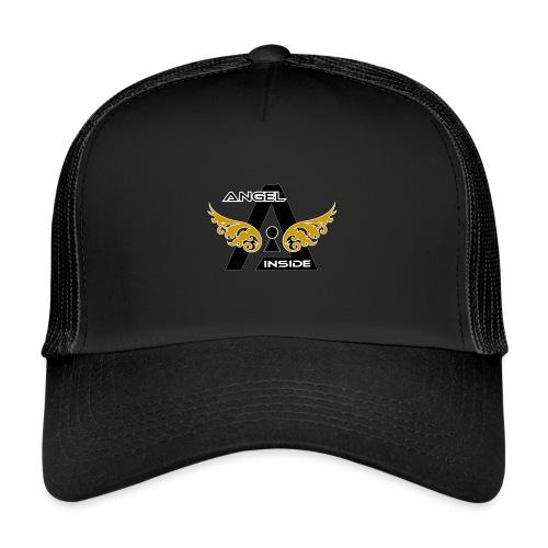 ANGEL INSIDE2-01 - Trucker Cap