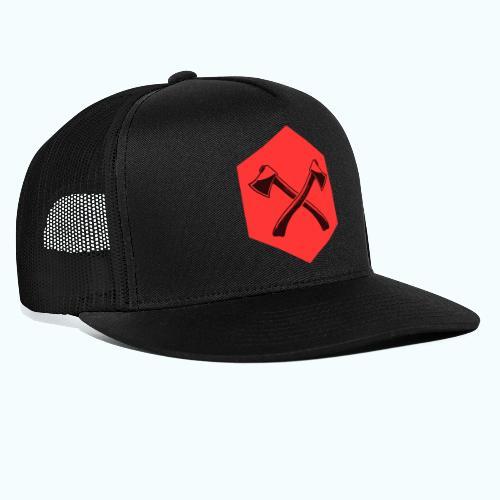 Hipster ax - Trucker Cap