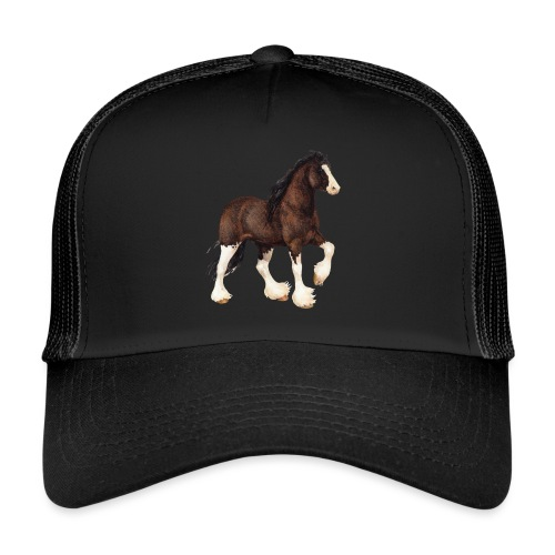 Shire Horse - Trucker Cap