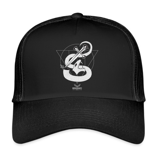 SNAKEHEAD - Trucker Cap