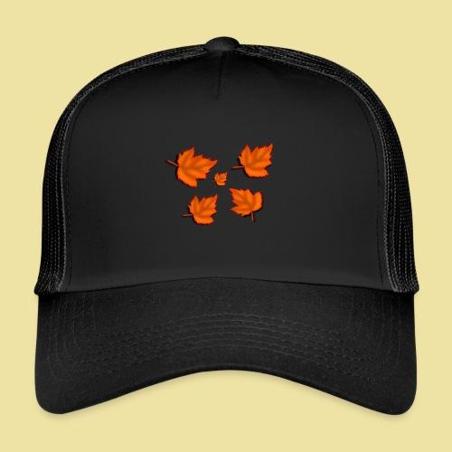 Herbstblätter - Trucker Cap