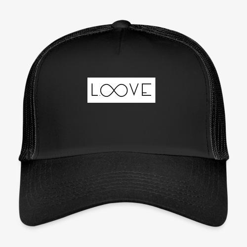 LOOVE Box Logo (SS18) - Trucker Cap
