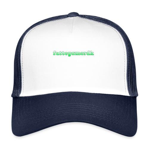 futtegamerdk trøjer badge og covers - Trucker Cap