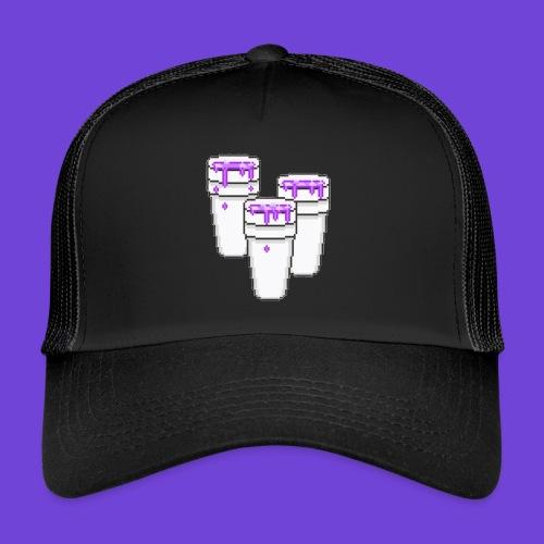 Purple - Trucker Cap