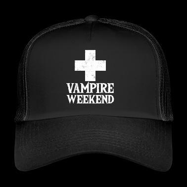 Fantasía / vampiro / Drácula: Vampire Weekend - Gorra de camionero