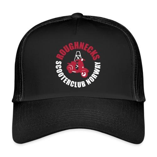 Roughnecks Caps, svart - Trucker Cap