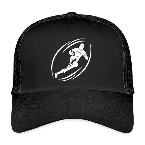 Passion rugby - Trucker Cap