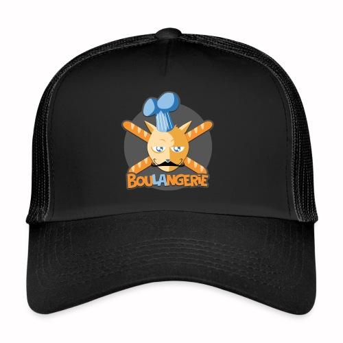 Boubou Cap - Trucker Cap