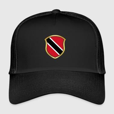 World Champion Champion 2018 wm team Trinidad Tobago - Trucker Cap