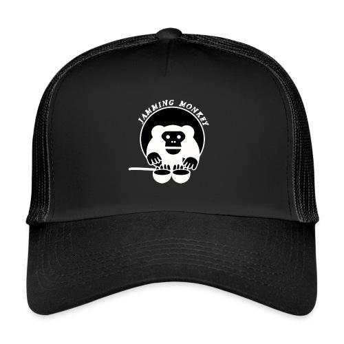 Jamming Monkey - Trucker Cap