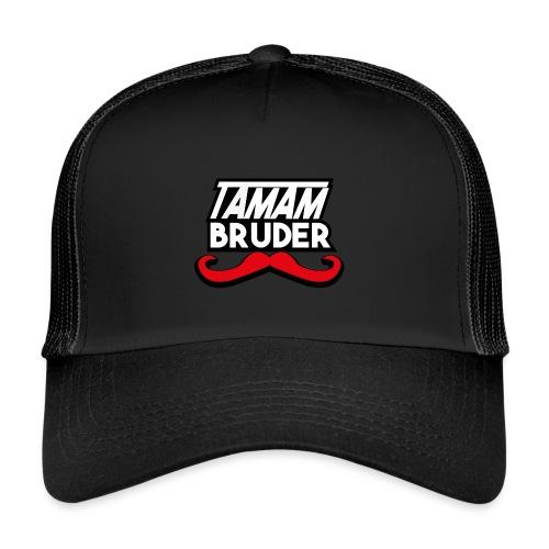 Tamam Bruder - Trucker Cap