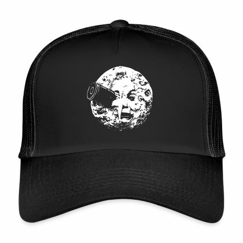 Viaggio nella Luna - Trucker Cap