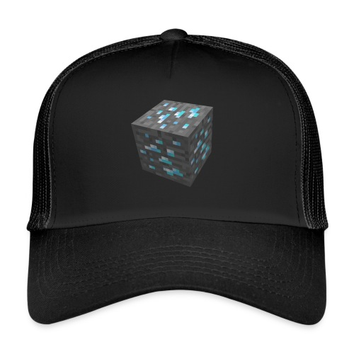 BLOCK DE DIAMANT MINECRAFT - Trucker Cap