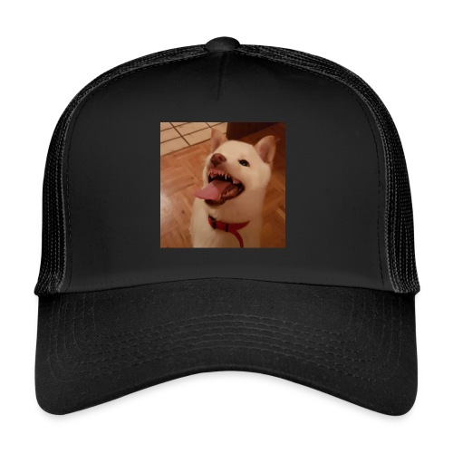 Mein Hund xD - Trucker Cap