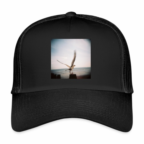 Original Artist design * Seagull - Trucker Cap