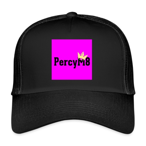 PercyM8 Merch - Trucker Cap
