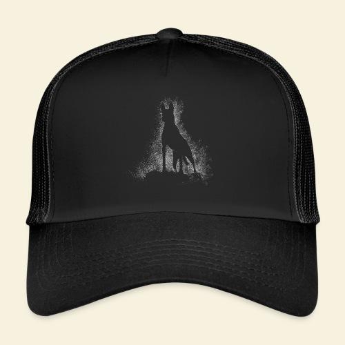 Dog Silhouette - Trucker Cap