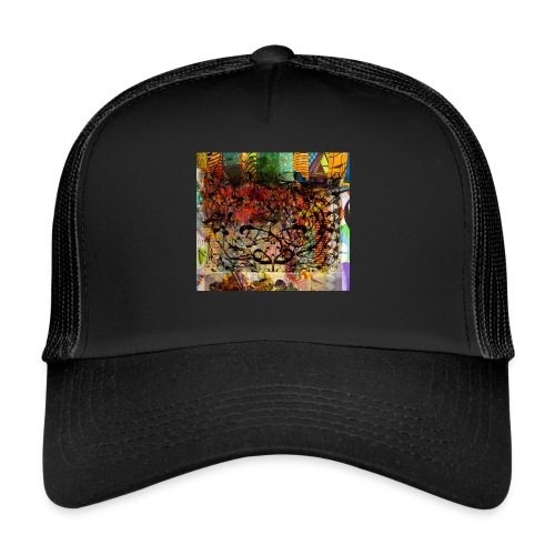 urban tribute - Trucker Cap