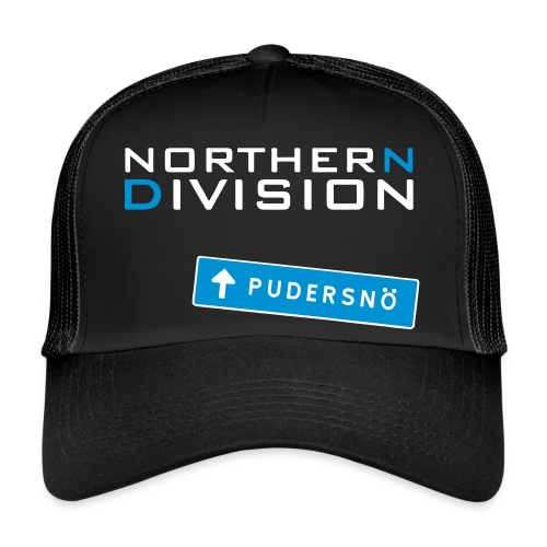 pudersn_2vari - Trucker Cap