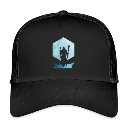 Legendary Mage - Dungeons and Dragons d20 - Trucker Cap