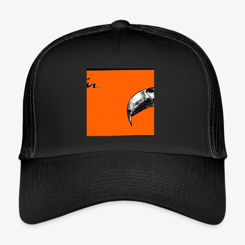 Beak Original Artwork - Trucker Cap