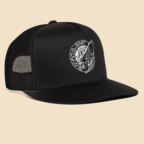 Surfcaster Beach Vit Logo - Trucker Cap