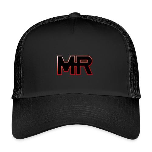 MR logo - Trucker Cap