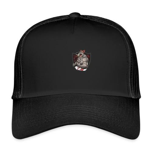 mouse logo - Trucker Cap
