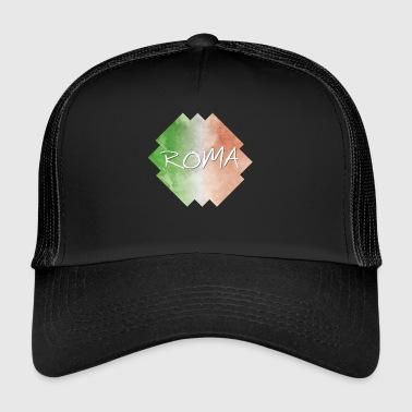 Roma 02 - Trucker Cap