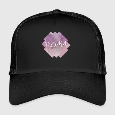 Roma - Rzym - Trucker Cap